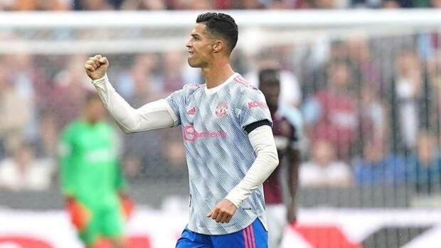 Роналду поблагодарил болельщиков «Манчестер Юнайтед» заподдержку после возвращения вклуб