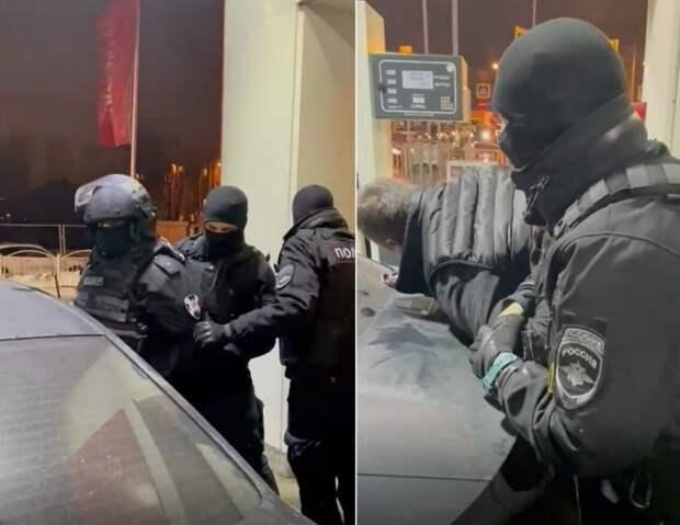 «Маски-шоу» в Петербурге: в ходе спецоперации задержана группа лжеспецназовцев