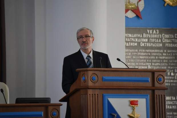 В Севастополе уволился глава управления госстройнадзора Захаров