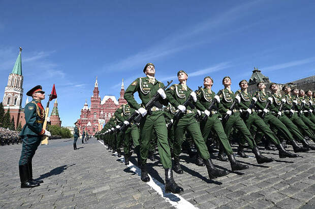 В США рассказали, почему Россию невозможно завоевать