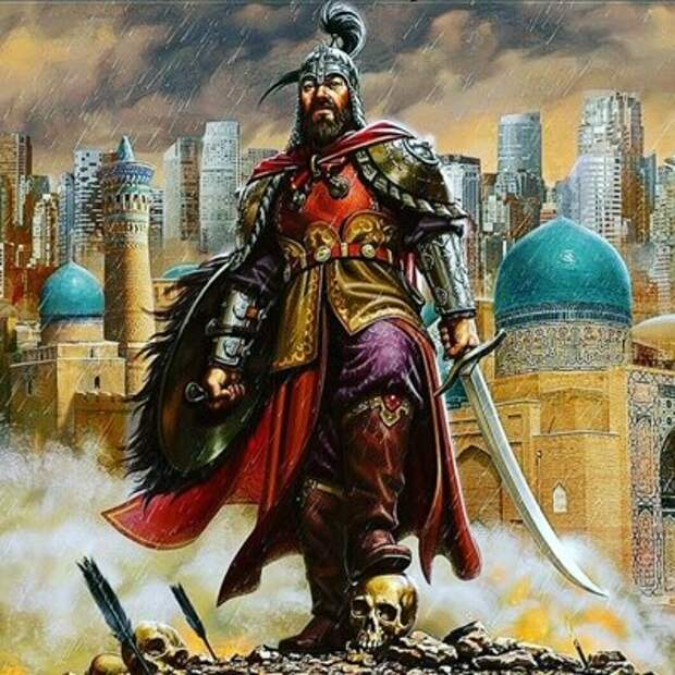 Краденная история мифа о монголо - татарах
