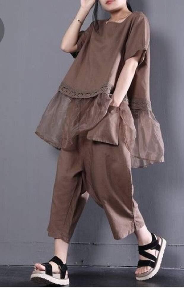 Переделки кофты в платье