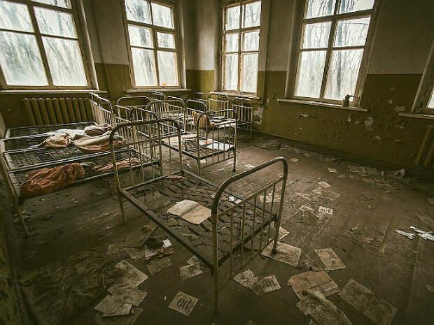 Ученые: Последствия аварии в Чернобыле до сих пор негативно влияют на здоровье людей