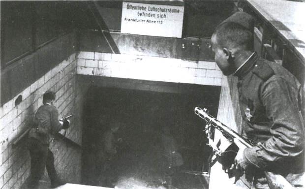 Штурм Берлина (140 ФОТО).