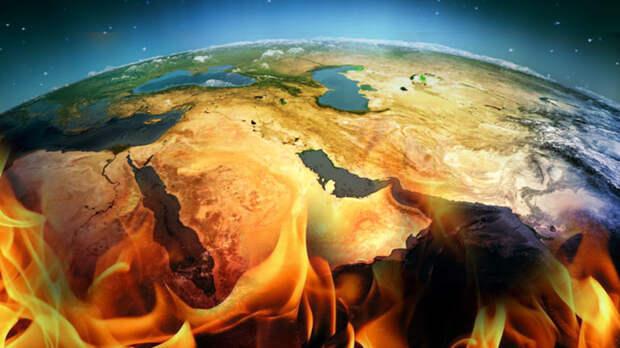 Ближневосточный узел разрубят «мечом справедливости»