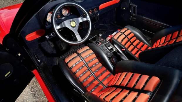 """Ferrari 288 GTO. Красный """"дьявол"""" воплоти. Самый быстрый спорткар прошлого столетия."""