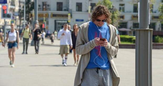 Пользователи приложения «Узнай Москву» за год воспользовались аудиогидом более 60 тыс. раз/ Фото mos.ru