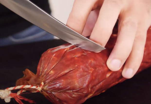 Московская колбаса из полкило говядины: готовим по советскому ГОСТу
