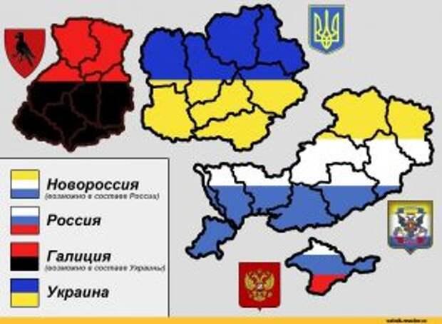 Ответом на санкции США будет удаление Галичины из Украины
