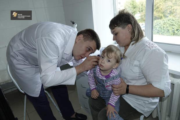 Дети со сложными заболеваниями в Удмуртии смогут пройти обследование у лучших врачей России