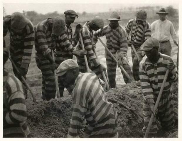 Американский ГУЛАГ: бесплатный труд заключённых в США набирает обороты