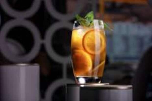 Холодный кофе для Горячей весны - Кофейный лимонад