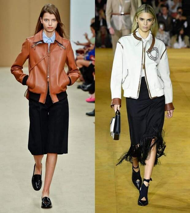 Что носить весной: лучшие модели женской верхней одежды 2021 года