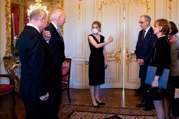 «Эволюция» в отношениях между РФ и США помогла бы наладить отношения