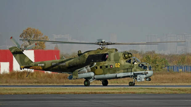 Путин назвал имена погибших при крушении вертолета в Армении летчиков