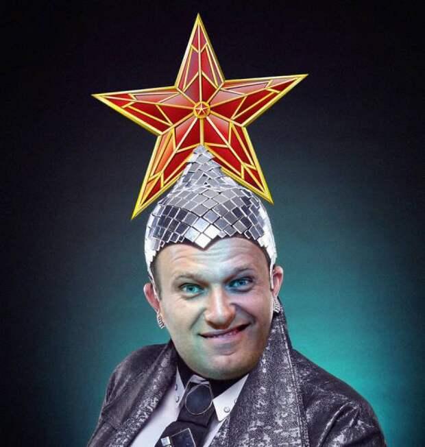 Комедия с Алешкою – с «отравления» Навального смеются уже и западные СМИ