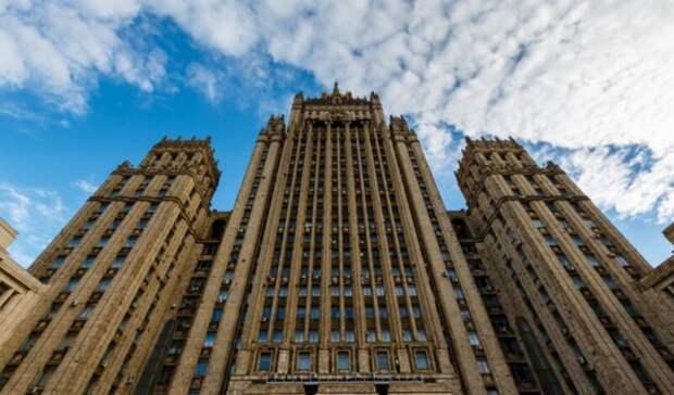 Россия вышлет 10 американских дипломатов и введет другие ответные санкции против США