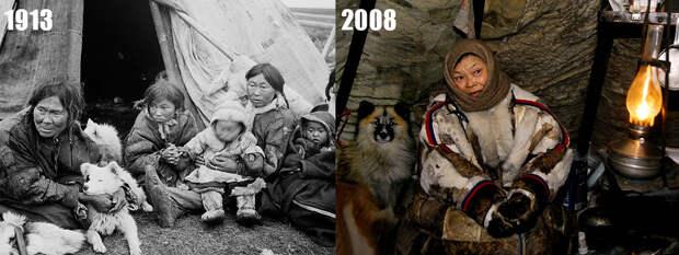 Как живут малые народы России сегодня и сто лет назад (ФОТО)