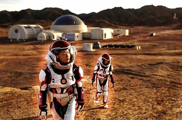 Зачем китайцы и американцы хотят колонизировать Марс