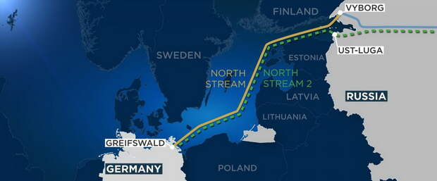 В Германии убеждены, что «Северному потоку-2» пока ничего не угрожает