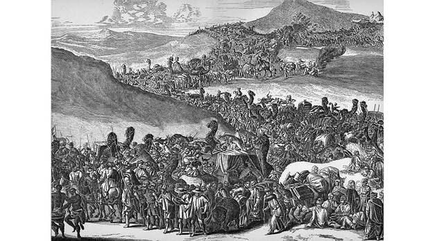 Паломничество Мансы Мусы в Мекку было самым дорогостоящим паломничеством в истории ислама