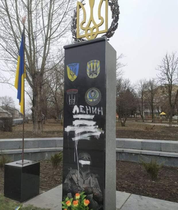 Сопротивление в Лисичанске