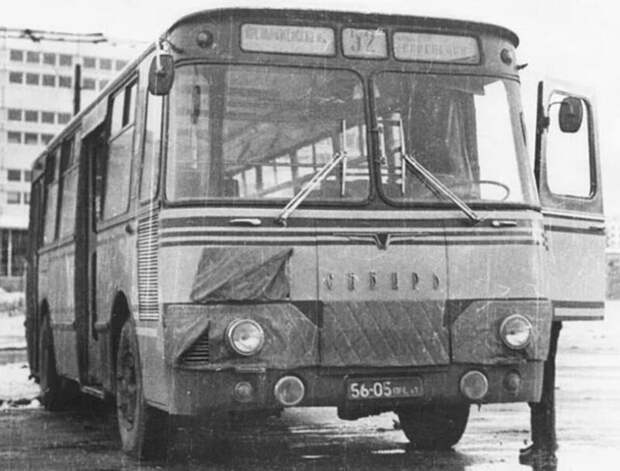 КаВЗ-3100 автобусы, транспорт, это интересно