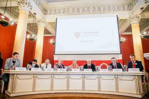 В Вильнюсе решают будущее Белоруссии