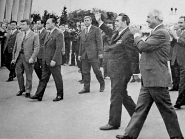 Дневник Брежнева