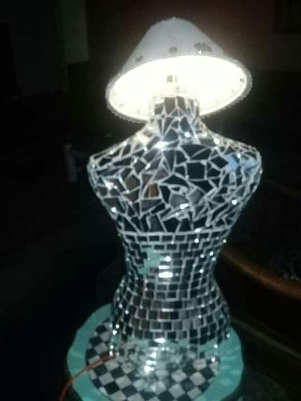 Лампы-манекены (подборка)