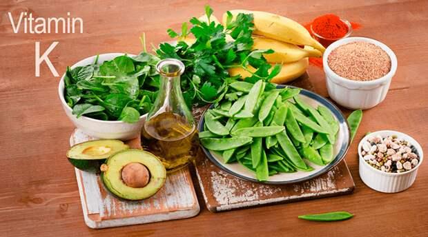 Первые признаки нехватки витамина К