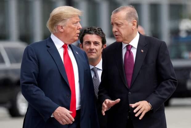 Сможет ли Трамп купить Эрдогана?