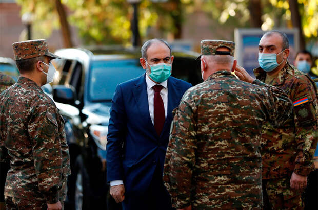 Капитуляция Армении как опыт для России