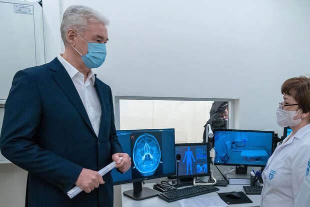 Собянин отметил рост случаев COVID-19 в Москве