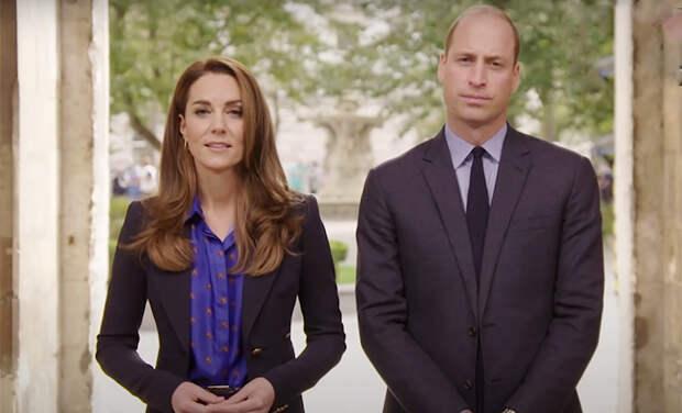 Кейт Миддлтон и принц Уильям вручили особенную награду сотрудникам службы здравоохранения