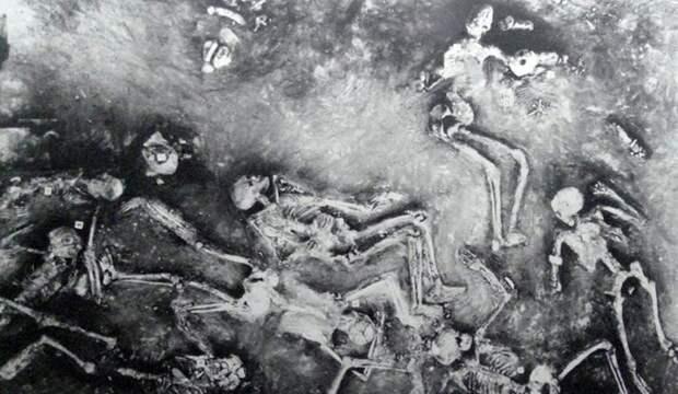 Тайна гибели древнего города Мохенджо Даро