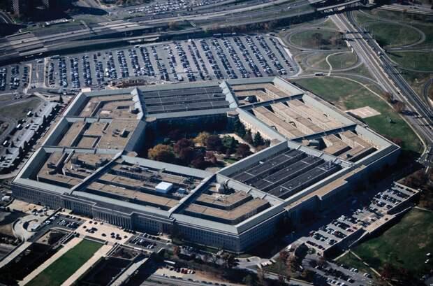 Пентагон – символ величия Соединенных Штатов Америки и их Вооруженных сил
