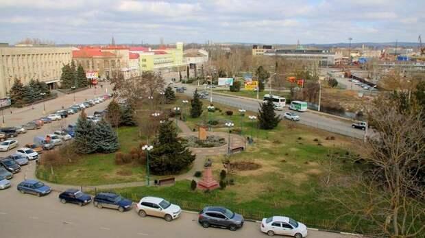 В Керчи благоустроят центр города