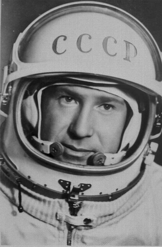 Первый в космосе. Алексей Архипович Леонов