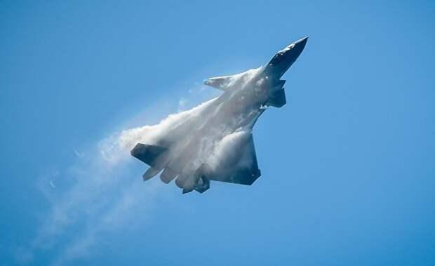 Китайский истребитель-невидимка J-20