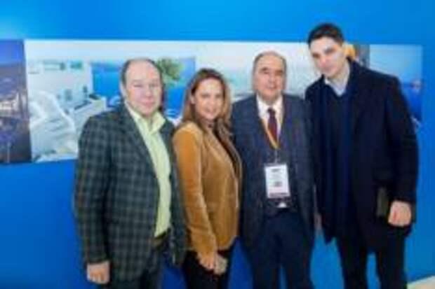 Динамичное присутствие муниципалитета Ретимно на выставке MITT 2019 в Москве
