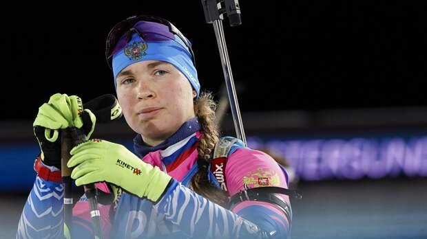 Русские биатлонистки прервали медальную серию вХохфильцене. НоВоронина отыграла 24 позиции