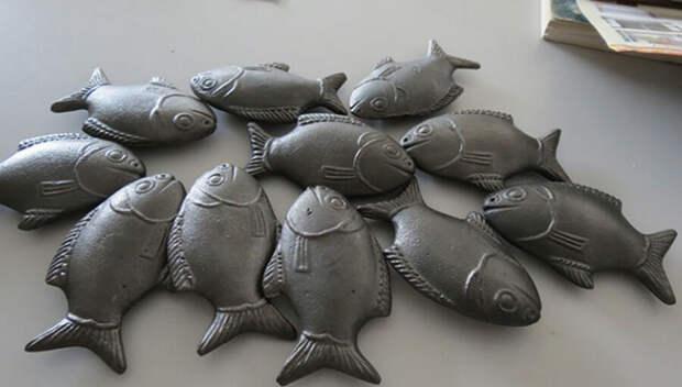 Полезное приобретение: железная рыбка спасет от анемии