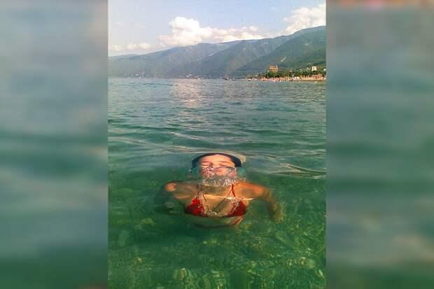Как российские туристы отдыхают и спасают бюджет Республики Абхазия