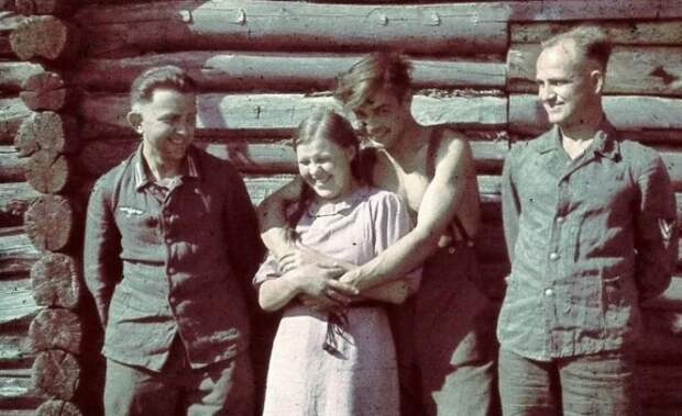 Среди миллионов трагичных военных историй едва ли найдется пара счастливых.