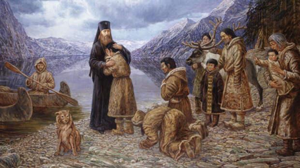 Как Россия приобрела и потеряла Аляску