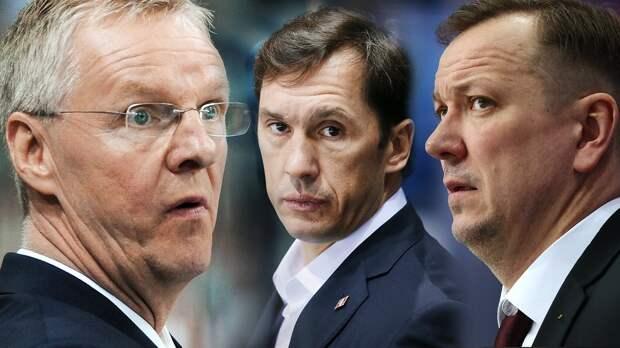 Невовсех клубах КХЛ есть главные тренеры. ВРиге боятся диктатора Скудру, ав«Барысе» уговаривают топового финна