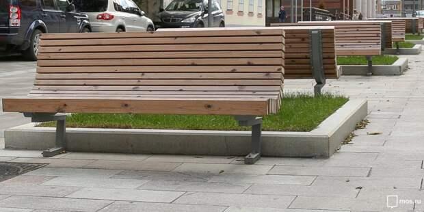 Решение о замене скамейки на Тайнинской примут после согласования с жителями подъезда