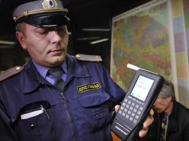 У пьяных водителей предложено задерживать автомобили до уплаты залога в 50 тысяч рублей