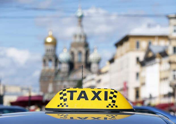 Таксист попытался изнасиловать пассажирку в Санкт-Петербурге